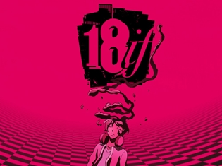 人気スマートフォンゲーム『【18】』原作のTVアニメ『18if』が2017年7月に放送開始! キービジュアルも公開