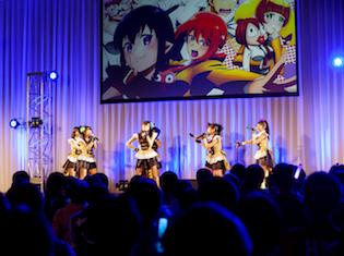 『Wake Up, Girls!』がAnimeJapan 2017で新曲・『恋?で愛?で暴君です!』を初披露!全5曲にファンが熱狂!