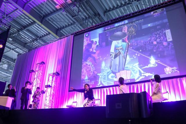 杉山紀彰さん、前野智昭さんら声優陣が新召喚システムを体験!『陰陽師』ステージ速報レポート【アニメジャパン2017】-9