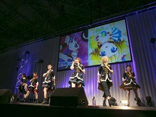 i☆Risが新曲「Dive to Live」を初お披露目したライブステージレポート【アニメジャパン2017】