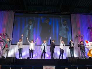 『刀剣乱舞』スペシャルステージは審神者必見の新情報が盛りだくさん!【アニメジャパン2017】