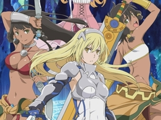 アニメ『ソード・オラトリア』の最新PVが公開! OVAの特別編集番組と木村珠莉さん、村川梨衣さんら出演の特番も放送決定!