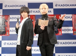 『バチカン奇跡調査官』のキャストが決定した岡本信彦さんと諏訪部順一さんからコメント到着!「個人的にも興味があるジャンルです」
