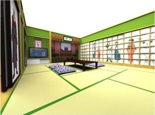 サンシャインシティプリンスホテルにて展開される『銀魂』のコラボルームの販売期間、予約開始日が決定! 内装の一部も公開