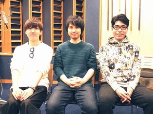 小説『世界一初恋 ~アニメイトの場合~』アニメイト限定セット発売を記念して、寺島惇太さん、新垣樽助さんら出演声優陣のインタビュー到着