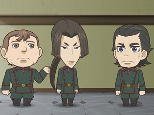 TVアニメ『幼女戦記』のミニアニメ「ようじょしぇんき」第11話が公開! 最終回・第12話の放送と新規配信サイトの情報も公開