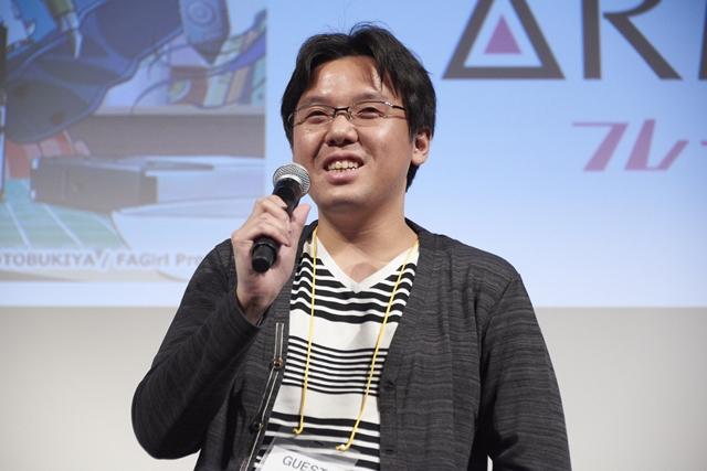 ▲川口敬一郎監督