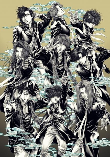 声優陣が登壇した『最遊記』イベントDVDが6月28日発売決定!