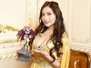 『sin 七つの大罪』たかはし智秋さんがセクシーを超越した先に見たものとは……? キャラの魅力を丸裸にする公式インタビュー到着