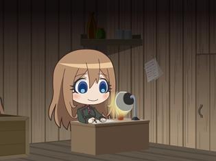 TVアニメ『幼女戦記』のミニアニメ「ようじょしぇんき」の第12話が2週間限定で公開中!