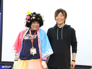 谷山紀章さん、ジョイまっくすポコさんのトークで大盛り上がり! DJCD「谷山紀章のMr.Tambourine Man~大器晩成~」発売記念イベントレポート
