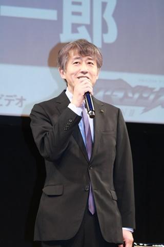 ▲東映・白倉伸一郎プロデューサー