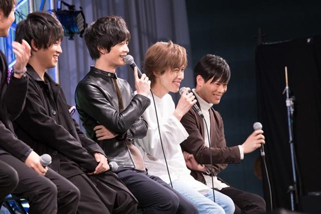 『あんスタ!』総勢11名の声優陣登壇ステージレポ【AJ2017】