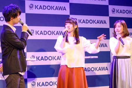 『ロクアカ』斉藤壮馬さんが人生初の嘘を披露!?【AJ2017】