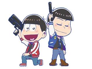 TVアニメ『おそ松さん』の期間限定イベントショップがオープン! オリジナルストーリーをモチーフにした描き下ろしグッズも展開