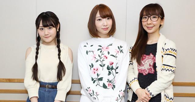 ドラマCD『WlW』井上さん、小倉さん、磯村さん声優インタビュー