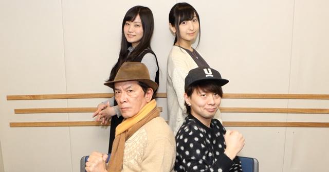 ※左上は第2話に子猫役で出演の東城日沙子さん