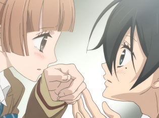 TVアニメ『覆面系ノイズ』第1話「ぼくたちは、ほんとのこころを、かくしてる」先行場面カットが到着!