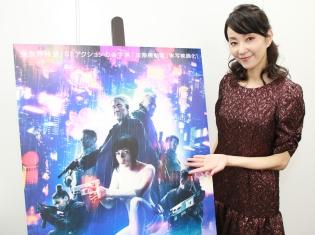 「いつも素子が私を選んでくれた」少佐のゴーストが囁いた──『ゴースト・イン・ザ・シェル』田中敦子さんインタビュー