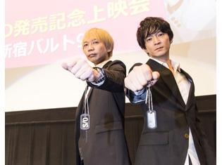 諏訪部順一さん・津田健次郎さん登壇『GANGSTA.』SPイベント、知られざるオーディション秘話が登場