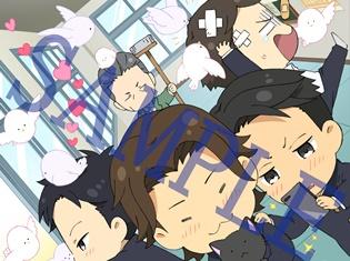 大人気TVアニメ『ジョーカー・ゲーム』のドラマCD第4弾のジャケット画像を公開! 第4弾&第5弾のあらすじも公開