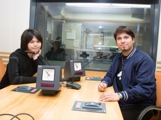 声優・木村昴さん、村瀬歩さんが映画『SING/シング』の魅力を多いに語る! ラジオ「エジソン」収録レポート&インタビュー