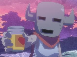 TVアニメ『銀の墓守り』第3話「水銀、終末を憂える!」より、あらすじ&先行カット到着! 水銀にゲームの配信終了が突きつけられる