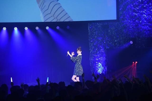 久保ユリカさんが1stアルバム収録曲を初披露!【AJ2017】