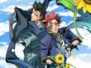 2017年に劇場アニメ公開が決定した『PEACE MAKER 鐵』 原作者・黒乃奈々絵先生と竹内浩志監督のコメントを新たに公開!