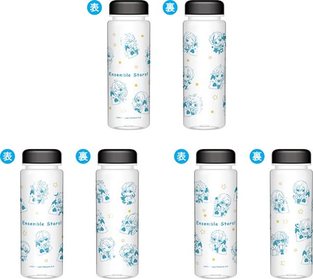 『あんさんぶるスターズ!』の限定商品をローソンにて販売! 缶バッジやストラップ、クリアボトルが登場!