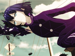 「Hulu」オリジナルアニメ『ソウタイセカイ』の予告映像が公開! 梶裕貴さん演じる2人の主人公と迫力のアクションに注目