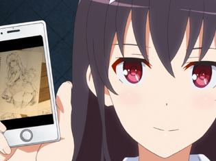 TVアニメ『冴えない彼女の育てかた♭』第1話より場面カット到着!ついに明かされる英梨々と詩羽の出会い――