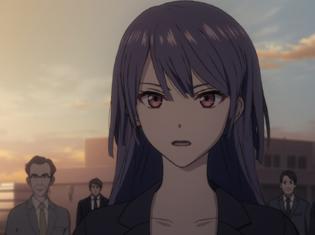TVアニメ『正解するカド』第3話より先行場面カット到着!人類とヤハクィザシュニナの対話が始まる――
