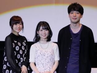 水瀬いのりさん、篠田みなみさん登壇! 想像力が掻き立てられる『ナナシス』初のアニメMV先行上映会&トークショーをレポート