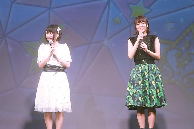 アニメ『アイカツスターズ!』3DCGライブに声優陣が感動!