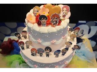 まるで学園内で開かれたパーティーのよう! アニメイトカフェで『あんさんぶるスターズ!』2周年をお祝いしよう!