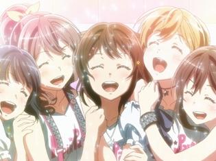 TVアニメ『BanG Dream!(バンドリ!)』最終回の放送を記念して声優陣からコメントが到着! 新作OVAの舞台挨拶付上映会も開催決定
