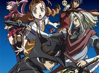 『ガン×ソード』Blu-ray BOX発売を記念して星野貴紀さん、桑島法子さん、井上喜久子さん出演のニコ生特番が放送決定!