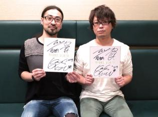 大人気BLCD『男子高校生、はじめての』録り下ろしドラマ 竹内良太さん・興津和幸さんインタビュー
