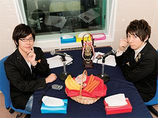 羽多野渉さん&佐藤拓也さんと意味のない会話を楽しむラジオ番組『Scat Babys Show!!』は、すべてリスナーの受け取り方次第!?