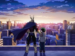 TVアニメ『僕のヒーローアカデミア』EDテーマが5月31日発売&描き下ろしジャケット解禁! 第5話先行カットも到着