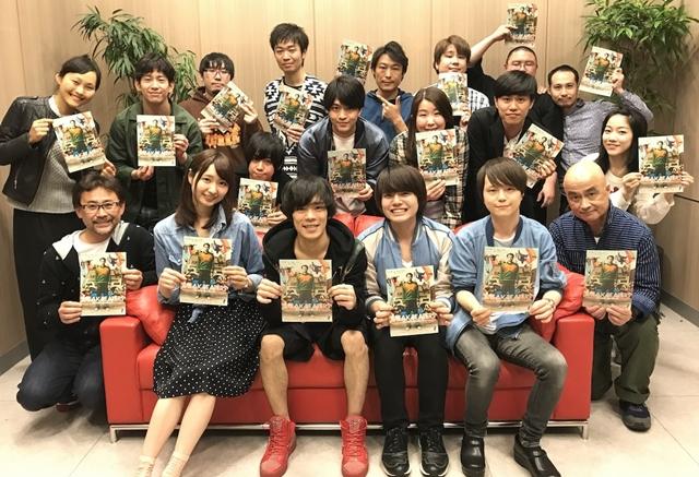 小野賢章さんらが映画『ブレイク・ビーターズ』DVD吹替版に出演