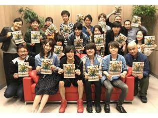 小野賢章さん・戸松遥さんら人気声優が、海外映画『ブレイク・ビーターズ』のDVD吹替版に出演! 小野さんからのコメント到着