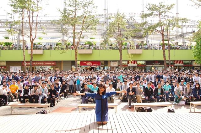 伊藤美来さん、2ndシングルのリリースイベより公式レポ到着