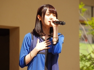 伊藤美来さん、2ndシングル「Shocking Blue」リリースイベント開催! シシレッドに力をもらい、大人っぽい歌声も披露