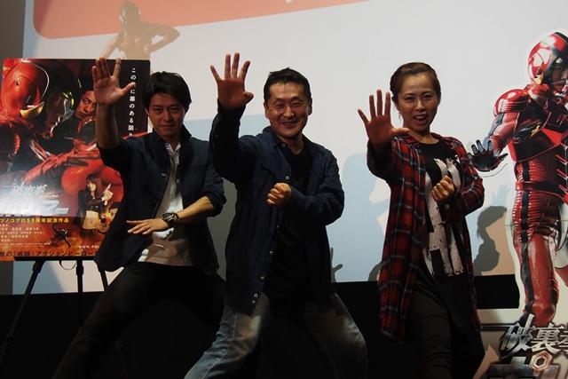 『破裏拳ポリマー』東京特撮&アクションフィルムフェスティバル開催