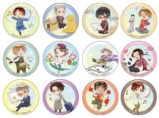 アニメ『ヘタリアThe World Twinkle』×nicocafe「ヘタリア CAFE」リバイバル開催の続報公開! 新規グッズやメニューなどが登場