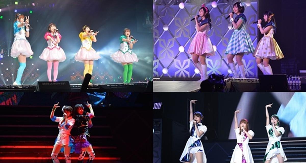 """""""今まで""""と""""これから""""が交差した圧巻のステージ。『ナナシス』3rd Anniversary Live 17'をレポート"""