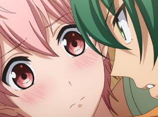 TVアニメ『喧嘩番長 乙女 -Girl Beats Boys-』第5話より先行場面カット到着!ヤンキーと勉強、この二つの要素が掛け合った先には波乱の予感が……