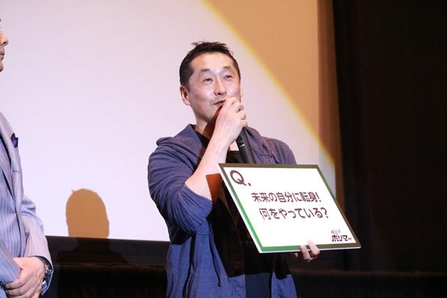 豪華キャスト陣による映画『破裏拳ポリマー』公開初日舞台挨拶が開催